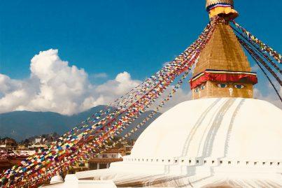 Boudhanath Stupa (P.c - Joroen Berndsen)