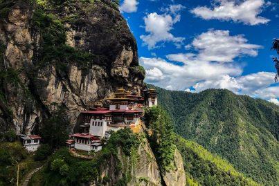 Tiger Nest Monastery Bhutan