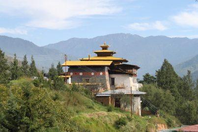 Changangkha Monastery