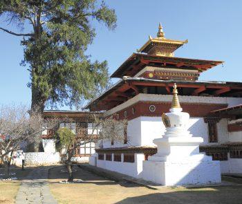 Kychu Monastery