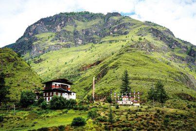 Tachog Monastery