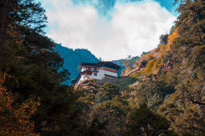 Chumphu Monastery