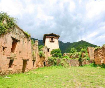 Drukgyal Dzong (Fortress)