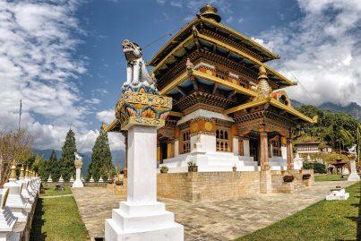 Khamsum Yulley Namgyel Stupa