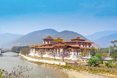 Punakha Fortress