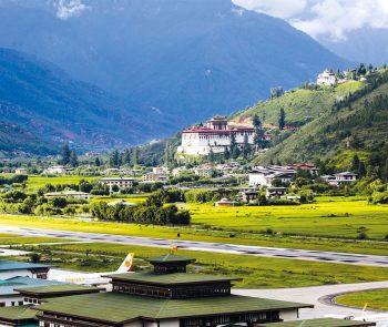 Paro Ringpung Dzong (Fortress)
