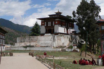 Denchen Phodrang Monastery