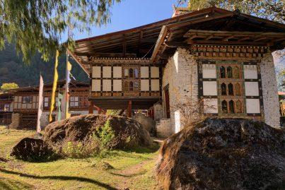 Zhabjae Thang Monastery
