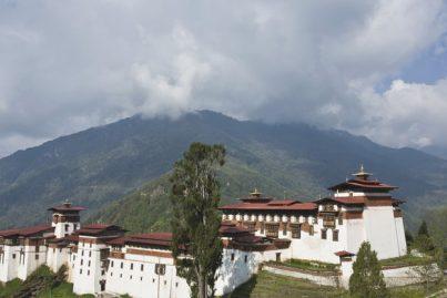 Trogsa Dzong